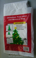 OXO-bio-degradabale Christmas tree removal bags