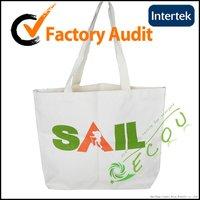 heavy promotional cotton tote canvas bag