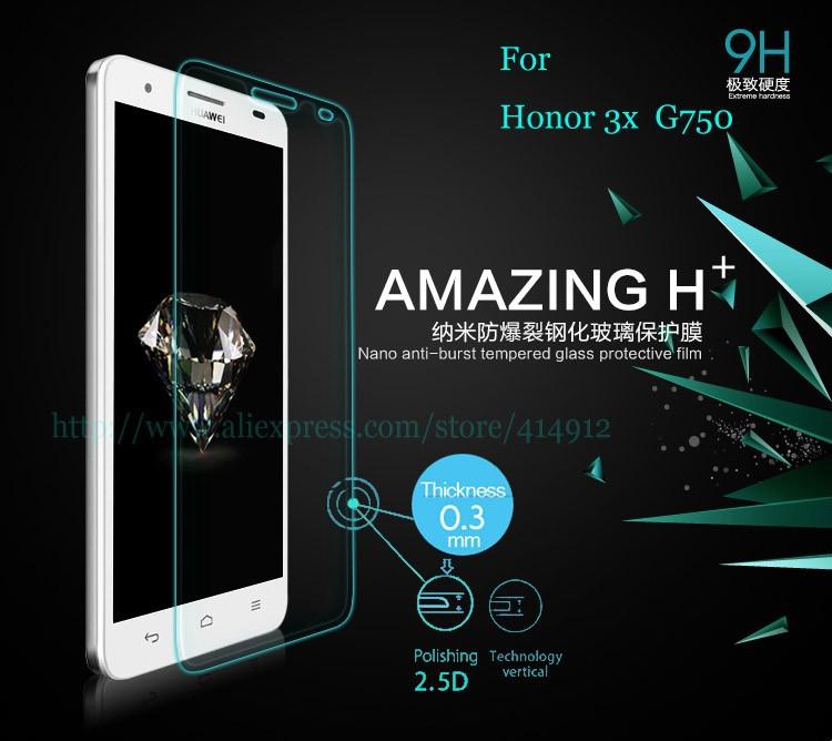 Защитная пленка для мобильных телефонов H + 0,3 2,5 D 9H Huawei 3 x g750