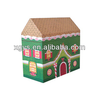Christmas House Shape Gift Boxes
