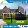 SuperAir-R/S High CFM 15w 14inch solar powered roof fans