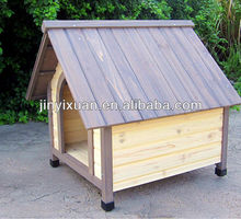 Different sizes for your choice ! Wooden dog kennel / wooden pet house for dogs / Dog house
