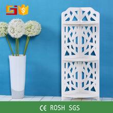 Cheap home decoration plastic bathroom wall shelf