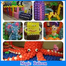 magic diy printing balloon modelling balloons decoration design