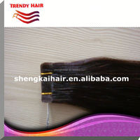 Weft Track Hair Braid 2014