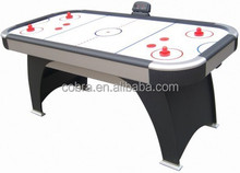 CE Blower Fast 7 feet Ice Air Hockey Table with electric scoring include 2pc puck,2pc cake and manual counter freely