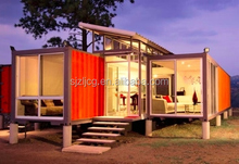 Alibaba china prefabricated container house, house container