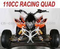 110CC RACING QUAD