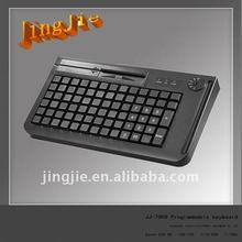 hot sale programme keyboard with credit card tracking for retailing and wholesale by express or shipping