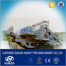 YT Crawler-Type Mobile Crushing Plant cone crusher made in korea for sale