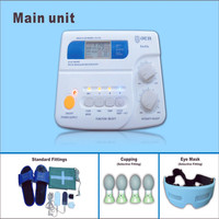 body and face health anti cellulite electric vacuum plastic chinese nude massage cupping therapy machine
