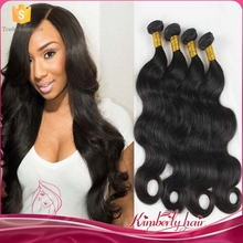 wholesale virgin malaysian hair, free weave hair packs, no shedding best quality 7a body wave 100 human hair