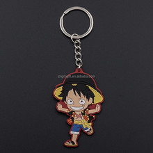 Custom Made Promotional Design Your Own Keyring Key Chain