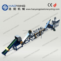 leading supplier agricultural film washing line/crusher and washing film plastic machine/pp film washing line
