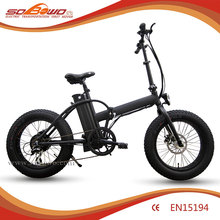 """foldable fat tyre electric off road bike 20"""" mini ebike electric for sale"""