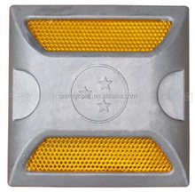 Highway Road Reflector Aluminium Road Stud double sides