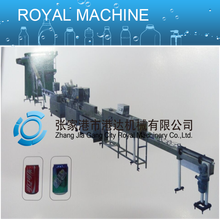 beverage cans filling machines hot price