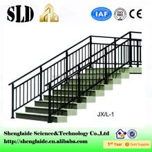 Aluminum Balcony Railing Stair Rail ISO9001 H9003 manufacturer