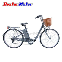 SGS Approved Energy Saving electric chopper bicycle