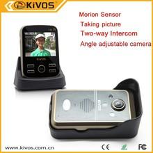 kivos security cameras door eyes door eye camera wireless digital door eye