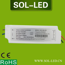0-35W no strobe no flash constant current led driver with ic