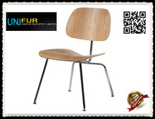 New design replica cheap beech wooden LCW charles eames chair with steel legs