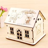 2015Teda Creative small wood house