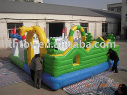 inflatable bouncy house castle