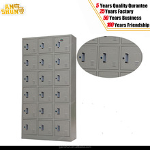 Hot Selling Steel Wardrobe Cabinet/ Hotel On Sale Metal Clothes Locker