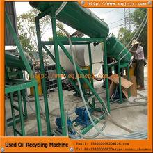 JNC ship sludge oil recycling system/refinery/machine/equipment/device