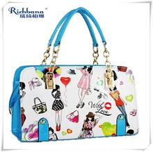 New Products 2014 Promotional Lady Cosmetic Bag