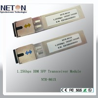 Factory Supply 1.25G SFP BIDI Compatible cisco