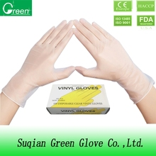 disposable medical exam gloves