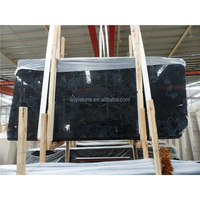 Lotus east stone supplier of black marble from China