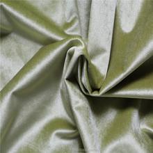 Shining sofa fabric Italian fabric plain fabric for sofa