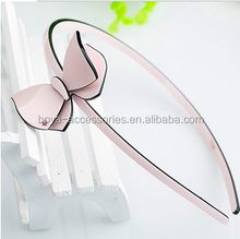 Make children and kids hair accessories butterfly elastic headband