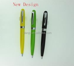 metal material ball pen