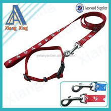 High quality nylon dog collar custom dog accessories leashes training collar