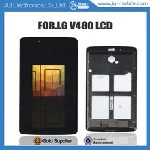 Strictly tested working perfectly mobile phone parts lcd touch screen display for LG V480