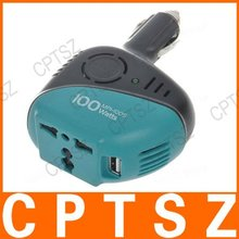12V DC-AC Car Power Inverter with USB