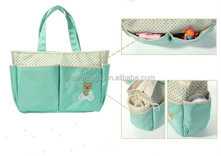 Gros Polyester Durable bébé voyage sac