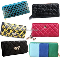 Fashion Designer Factory Wholesale Woman Wallet