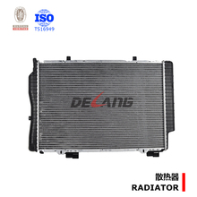 Aluminium radiator profile for MERCEDES C-CLASS W202 with OE 2025004103(DL-B219A)