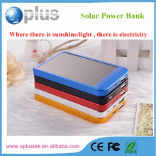 Mobile Phone Portable Power Bank 2600mah , Solar Power Bank Power Wholesale Price
