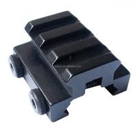 "Hunting 1/2"" Riser 20mm Weaver Picatinny rail/scope mount/Slot Converter Adapter MT0017"