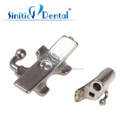 Sinitic Dental buccal tube ortodoncia china tube in accordance with the molar crown
