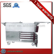 SJ-SS035C stainless steel hospital food delivery