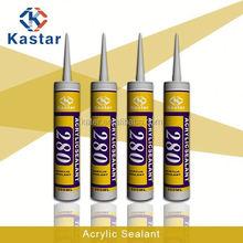 water based acrylic sealer 100%flexible