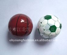Ball shape compressed packing promotional advertising t-shirt for 2012 European Cup and London Olympics