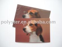 3D lenticular Postcard